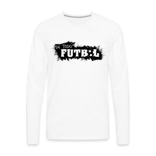 Futbol - Men's Premium Long Sleeve T-Shirt