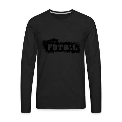 Futbol - Men's Premium Long Sleeve T-Shirt