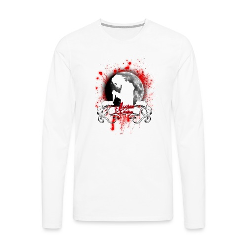 Killer Moon - Men's Premium Long Sleeve T-Shirt