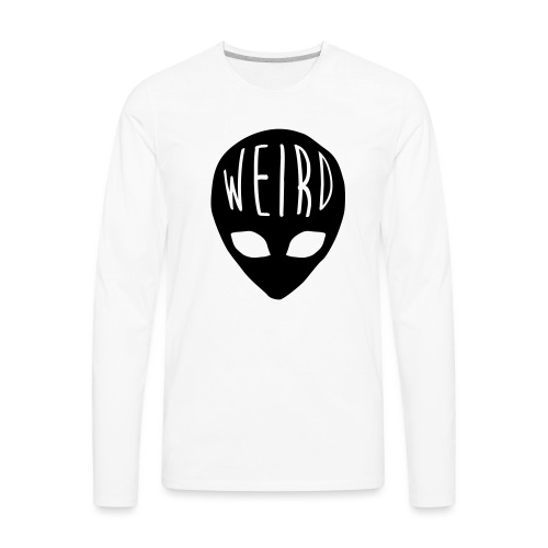 Out Of This World - Men's Premium Long Sleeve T-Shirt