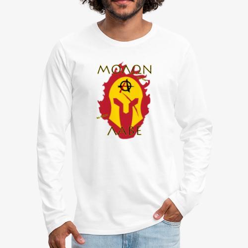 Molon Labe - Anarchist's Edition - Men's Premium Long Sleeve T-Shirt