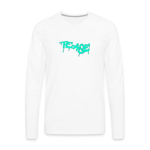 TEASE - Men's Premium Long Sleeve T-Shirt