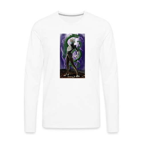 Fenirs Rage - Men's Premium Long Sleeve T-Shirt