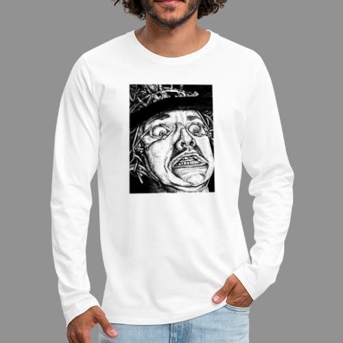 Disgusted - Men's Premium Long Sleeve T-Shirt