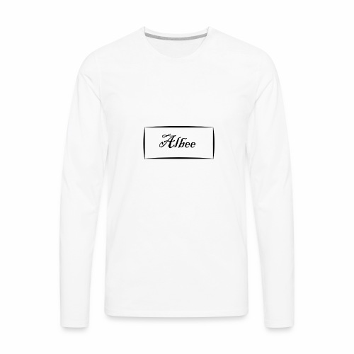 Albee - Men's Premium Long Sleeve T-Shirt