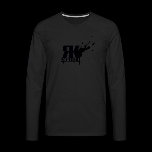 RKStudio Black Version - Men's Premium Long Sleeve T-Shirt