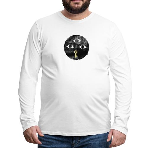 Nebulous daemon - Men's Premium Long Sleeve T-Shirt