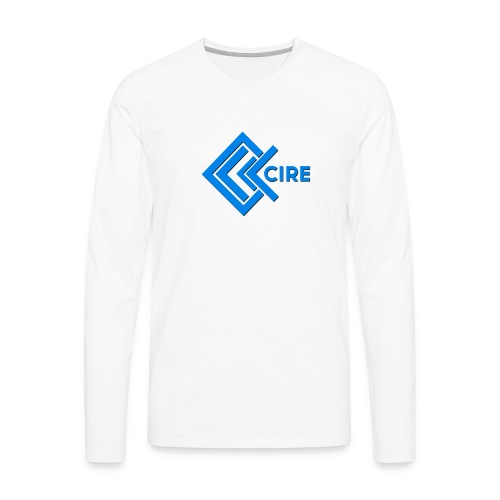 Cire Apparel Clothing Design - Men's Premium Long Sleeve T-Shirt