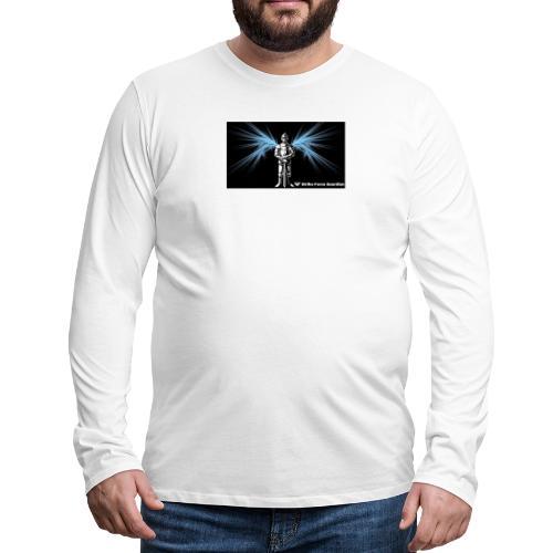 StrikeforceImage - Men's Premium Long Sleeve T-Shirt