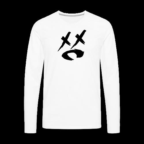 sad kids rule the world. - Men's Premium Long Sleeve T-Shirt