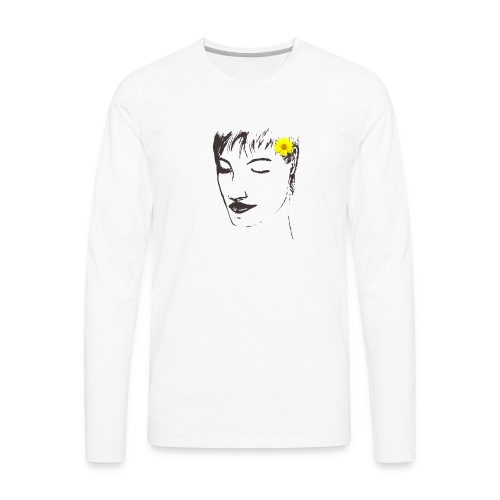 Cherish - Men's Premium Long Sleeve T-Shirt