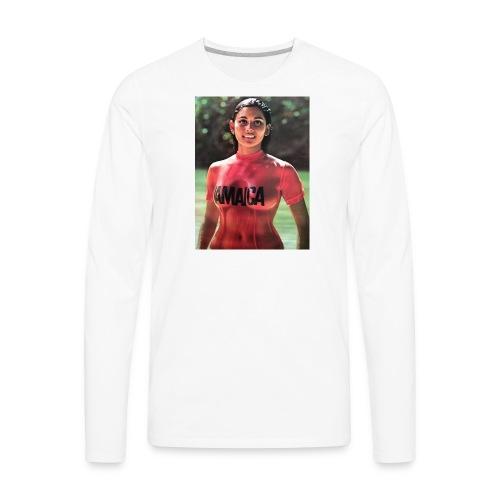 Sintra Bronte - Men's Premium Long Sleeve T-Shirt