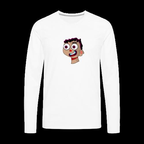 Ashton - Men's Premium Long Sleeve T-Shirt