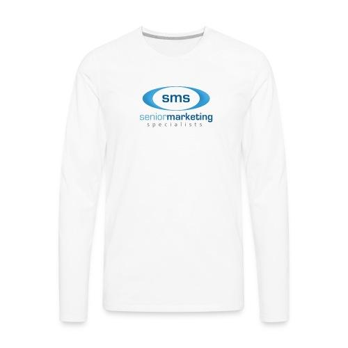 Senior Marketing Specialists - Men's Premium Long Sleeve T-Shirt