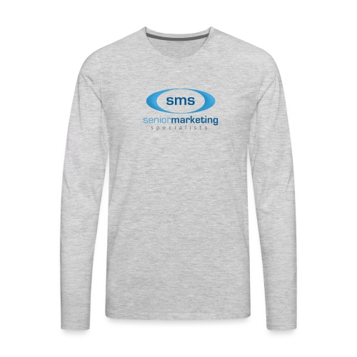 Senior Marketing Specialists - Men's Premium Long Sleeve T-Shirt