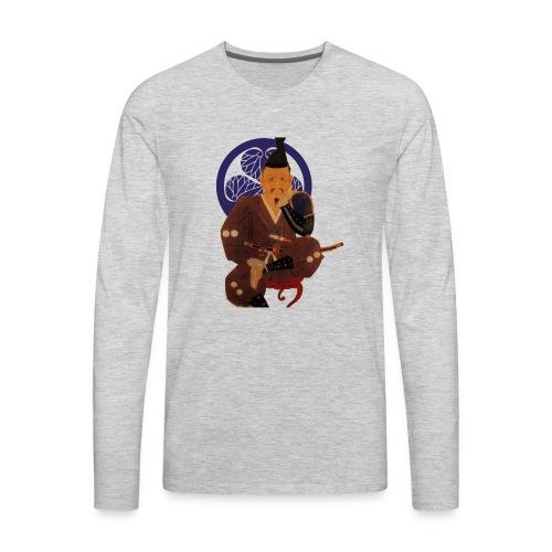 Ieyasu - Men's Premium Long Sleeve T-Shirt
