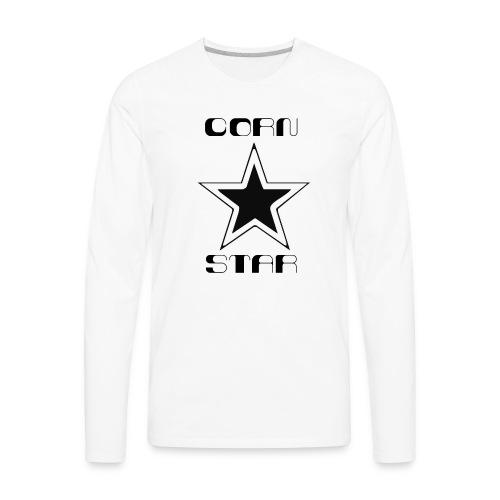 Cornstar - Men's Premium Long Sleeve T-Shirt