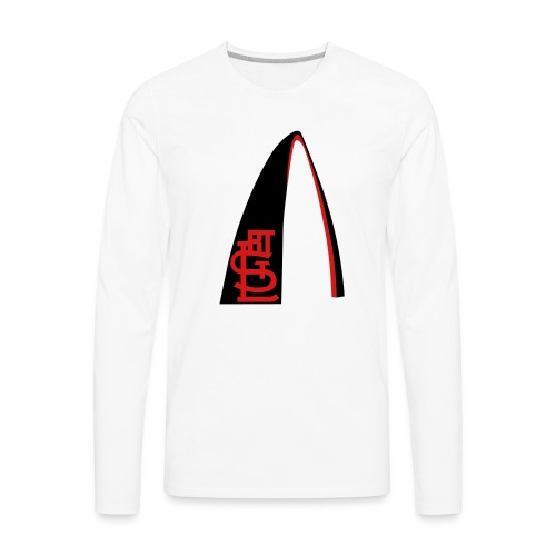 RTSTL_t-shirt (1) - Men's Premium Long Sleeve T-Shirt