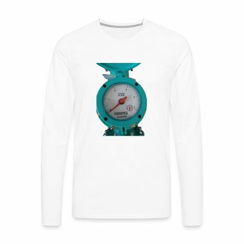 Meter - Men's Premium Long Sleeve T-Shirt
