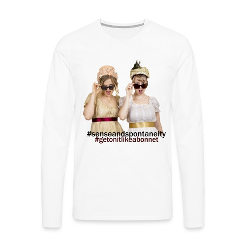 Shady Ladies - Men's Premium Long Sleeve T-Shirt