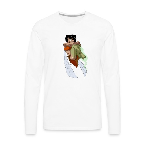 Crysta - Men's Premium Long Sleeve T-Shirt