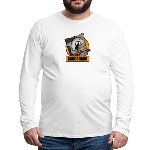 Bandshark - Men's Premium Long Sleeve T-Shirt