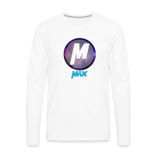 Awesome M v2 - Men's Premium Long Sleeve T-Shirt
