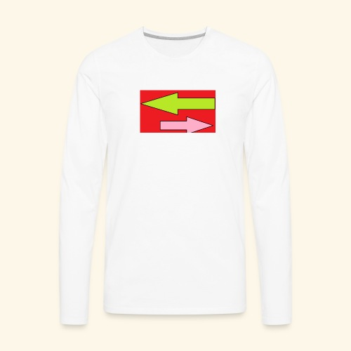 Untitled - Men's Premium Long Sleeve T-Shirt
