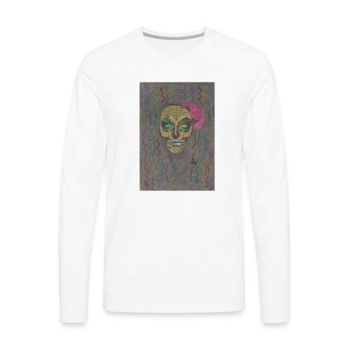 Dia De Muertos - Men's Premium Long Sleeve T-Shirt