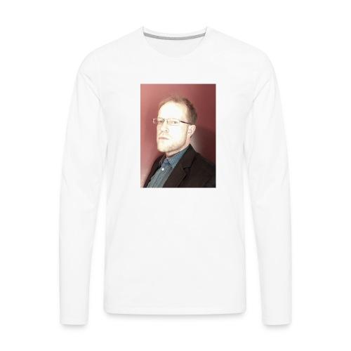 Awesome t-shirt - Men's Premium Long Sleeve T-Shirt