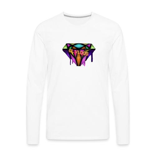 CL VLOGS - Men's Premium Long Sleeve T-Shirt