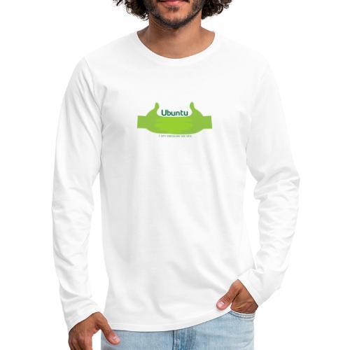 HandsLocked - Men's Premium Long Sleeve T-Shirt