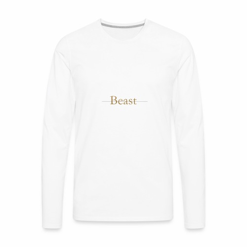 Beast original - Men's Premium Long Sleeve T-Shirt