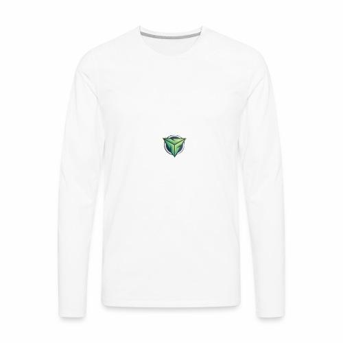 NEW MERCH - Men's Premium Long Sleeve T-Shirt