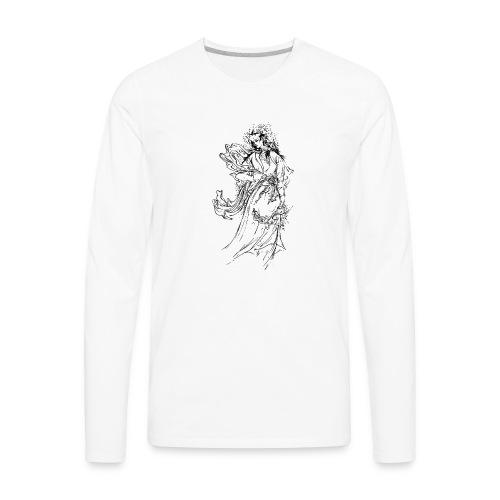 Persian Art - Men's Premium Long Sleeve T-Shirt