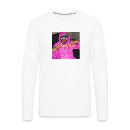 Ihaveaids - Men's Premium Long Sleeve T-Shirt