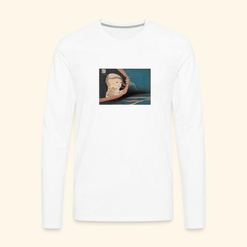 puffy - Men's Premium Long Sleeve T-Shirt