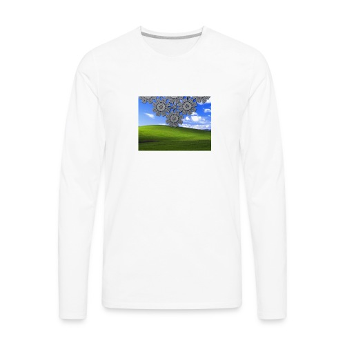 Traditional - Men's Premium Long Sleeve T-Shirt