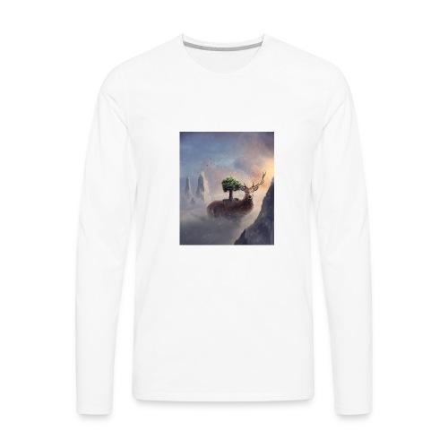 animal - Men's Premium Long Sleeve T-Shirt