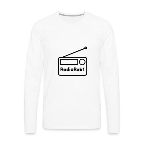 RadioRob1 - Men's Premium Long Sleeve T-Shirt