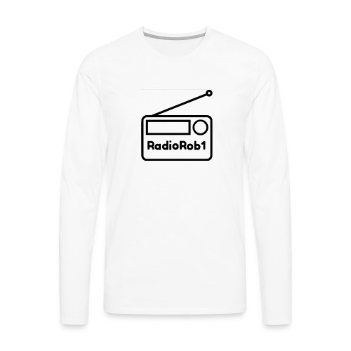 RadioRob1 - Men's Premium Long Sleeve T-Shirt