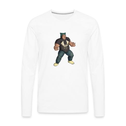 snordatdude - Men's Premium Long Sleeve T-Shirt