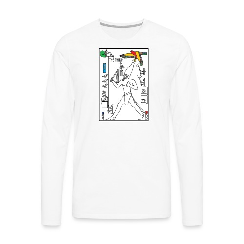 Third Dynasty Co. - Men's Premium Long Sleeve T-Shirt