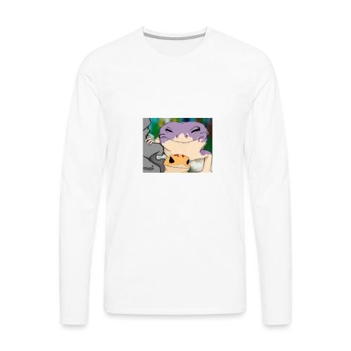 Geckos - Men's Premium Long Sleeve T-Shirt