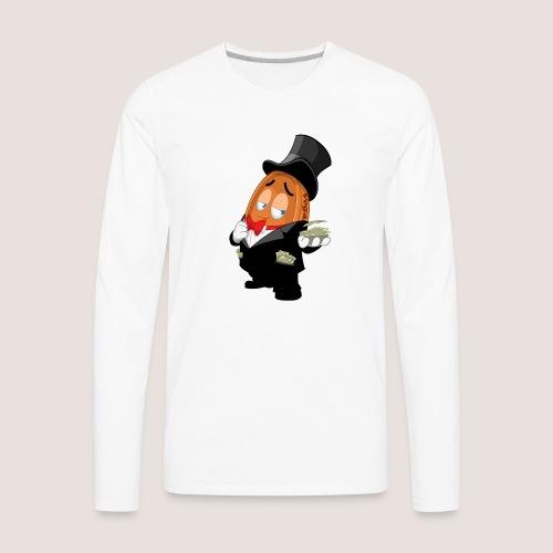 THE JACKPOT PENNY - Men's Premium Long Sleeve T-Shirt