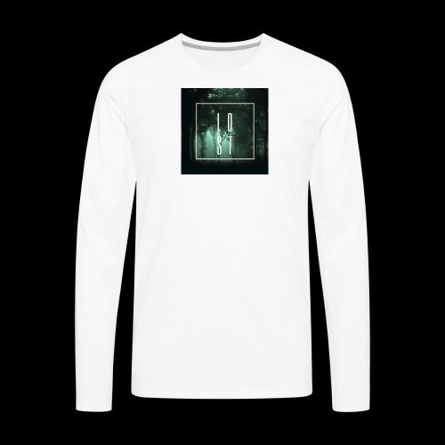 Lost - Men's Premium Long Sleeve T-Shirt