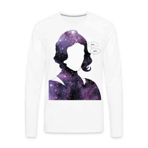 PewPew - Men's Premium Long Sleeve T-Shirt