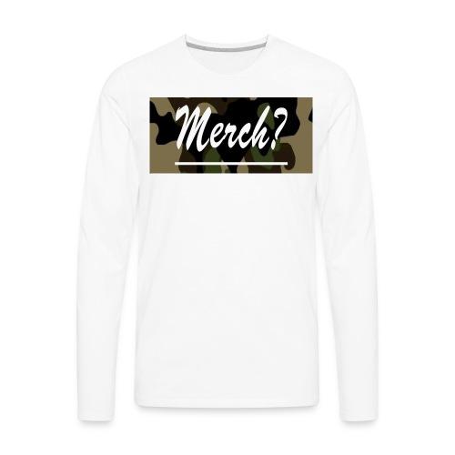 IMG 0669 PNG - Men's Premium Long Sleeve T-Shirt