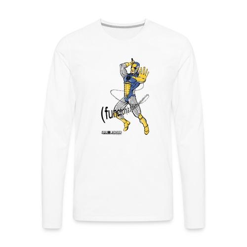 Super Developer - Men's Premium Long Sleeve T-Shirt