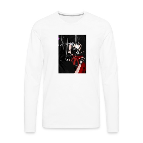 kayla & Deon - Men's Premium Long Sleeve T-Shirt
